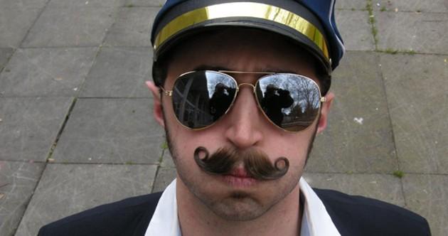 Homegrown mustachio, Josh Martinez.