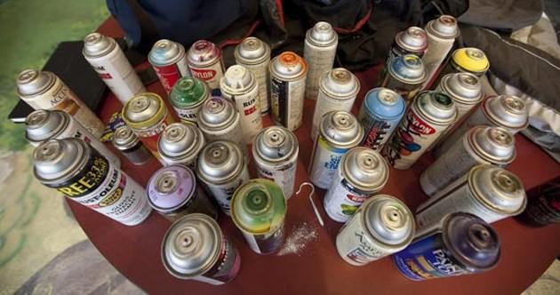 Hopscotch's Landed: Live Art Jam brings street art to sailboats this Thursday.