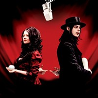 Host the White Stripes, March 16