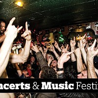 Hot Summer Guide: Concerts and music festivals