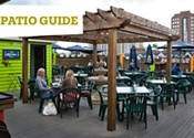 Hot Summer patios