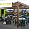 Hot Summer patios