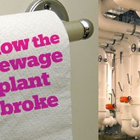 How the sewage plant broke