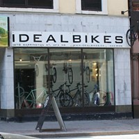 Idealbikes wins Gold in The Coast Best of Halifax