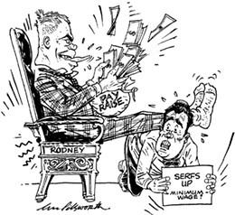 illustration Graham Pilsworth