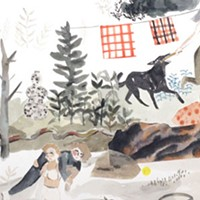 Sarah Burwash's brief <i>Sojourn</i>