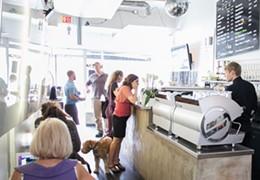 SCOTT BLACKBURN - Ireland 32 Cafe, Quinpool Road, Halifax, Nova Scotia