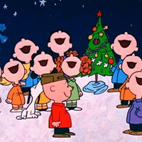 It's Tales of a Charlie Brown Christmas, Halifax!