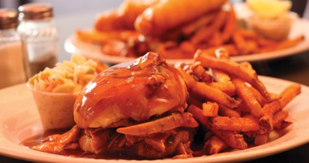 Jacob's hot chicken sandwich lacks inspiration - MELISSA BUOTE