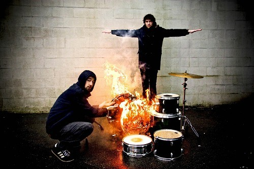 Japandroids light my fire.