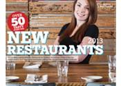 Get a taste of 2013's New Restaurants