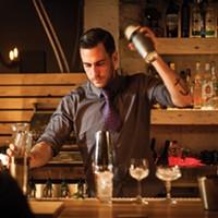 Jenner Cormier is Canada's Best Bartender