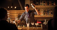 Jenner Cormier shakes up the bar scene downtown.