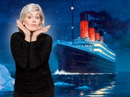 Jennifer Overton in In Good Company's My Titanic - TIMOTHY RICHARD