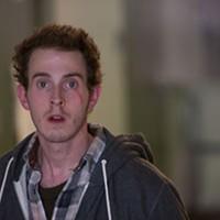 Josh MacDonald's stage fright