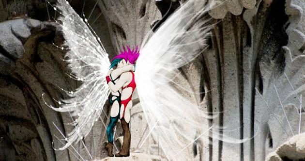 Joy's faeries frolic