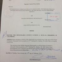 Judge stops sale of St. Pat's-Alexandra to developer