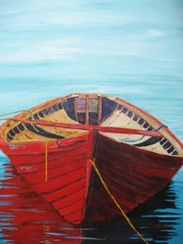 "Judy MacIntosh ""The Red Boat"""