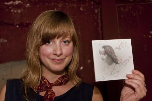 Julie Fader and her album Outside In, which I strongly recommend you check out.