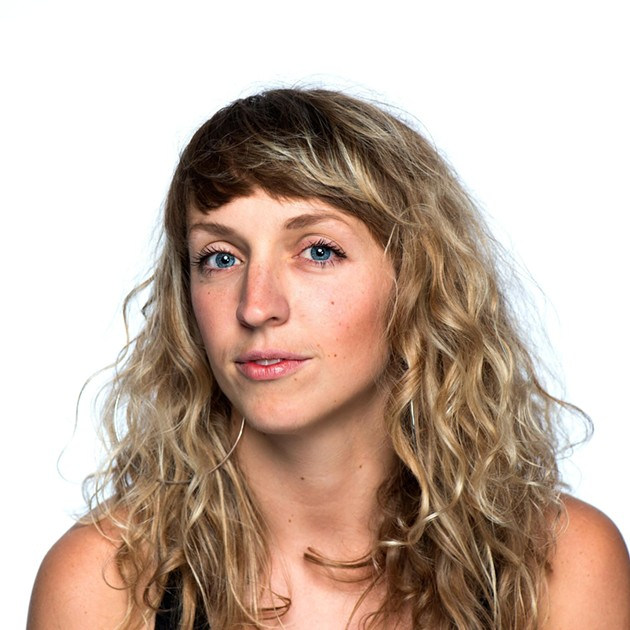 Kaleigh Trace - VIA TWITTER.COM/THEFUCKINGFACTS