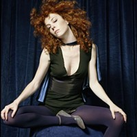 Melissa Auf der Maur added as opener for Halifax and Moncton dates with the ol' STP
