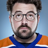 Kevin Smith in Halifax March 22