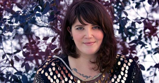 Kim Harris is playing at this year's unusually happy Zuppa Theatre musical fundraiser. - JEN OCHEJ