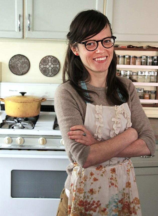 Kitchen Vignettes' Aube Giroux