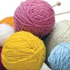 Knit-in to get in