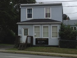 Last week, Halifax council voted to buy this house at 6830 Bayers Road, for an as-yet to be disclosed price.