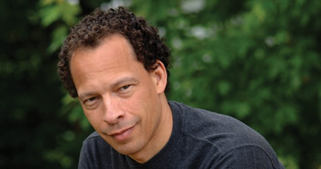 Lawrence Hill speaks at WE ARE HERE this Friday.