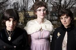 left to right: Romy Lightman, Amber Phelps Bondaroff, Sari Lightman