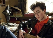 Lennon lives in <i> Nowhere Boy</i>