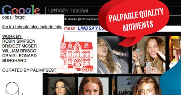 Lindsey Lohan, a muse?
