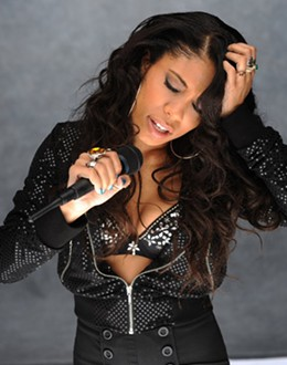 Local soul R&B singer Keshia Chante plays Mahalia Brown in the Halifax-filmed Soul.