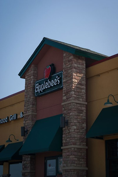 Lovers of Applebee's, get your final feast this week. - ELLICE FORD