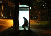 Streetlight scarcity casts risky shadows