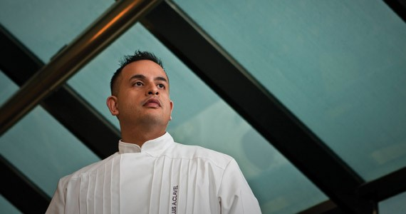Luis Clavel, one of two Nova Scotians chosen for Culinary Team Canada