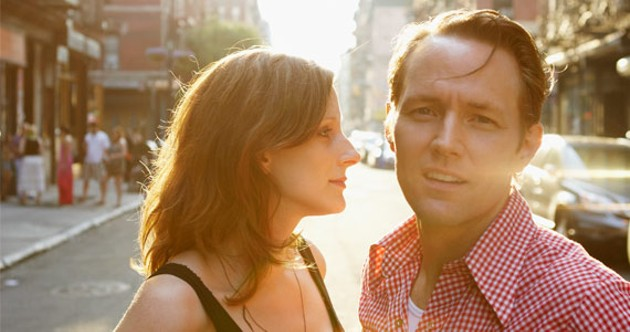 Luke Doucet and Melissa McClelland's folk-chemistry is palpable.