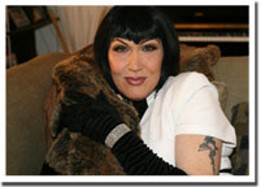 """Luscious lady Lulu LaRude was repeatedly voted """"Halifax's Best Drag Queen"""" by Coast readers."""