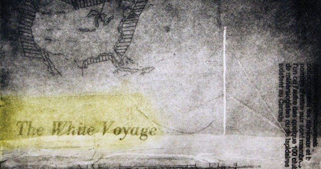 "Make a bid on Will Vandermeulen's ""The White Voyage"" this Saturday. - CHRIS FRIEL"