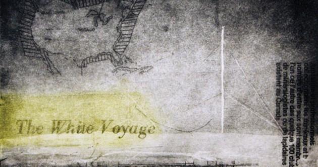 "Make a bid on Will Vandermeulen's ""The White Voyage"" this Saturday. - CHRIS FRIEL"