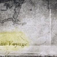 "Make a bid on Will Vandermeulen's ""The White Voyage"" this Saturday."