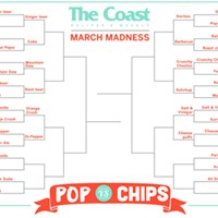 March Madness Day 7: Diet soda vs 7-up and Party Mix vs Pringles