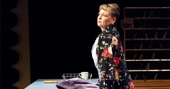 Martha Irving stars as The (Post) Mistress.