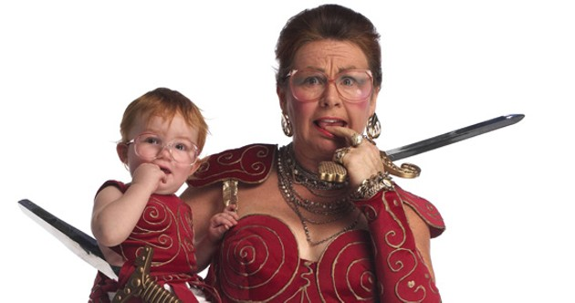 Mary Walsh's one-woman show at Stages Theatre Festival is a must-see.
