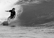 Matt Mays' surfing movie at the Canadian Surf Film Festival