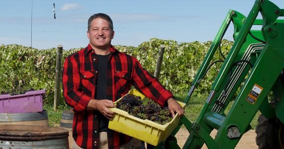 Michael Lightfoot, a seventh-generation farmer, wants to create a legacy. - JESSICA EMIN