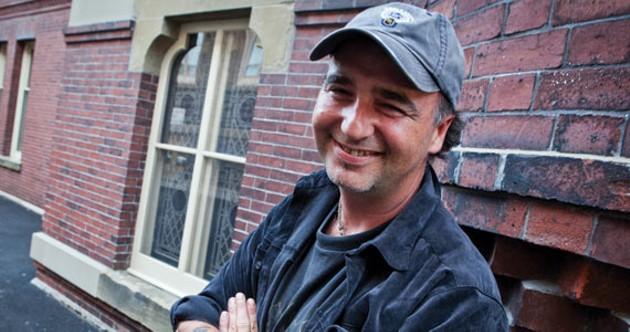 Michael Melski expects to piss some folks off. - SCOTT BLACKBURN