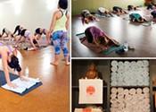 Ommmmmg, it's yoga week!